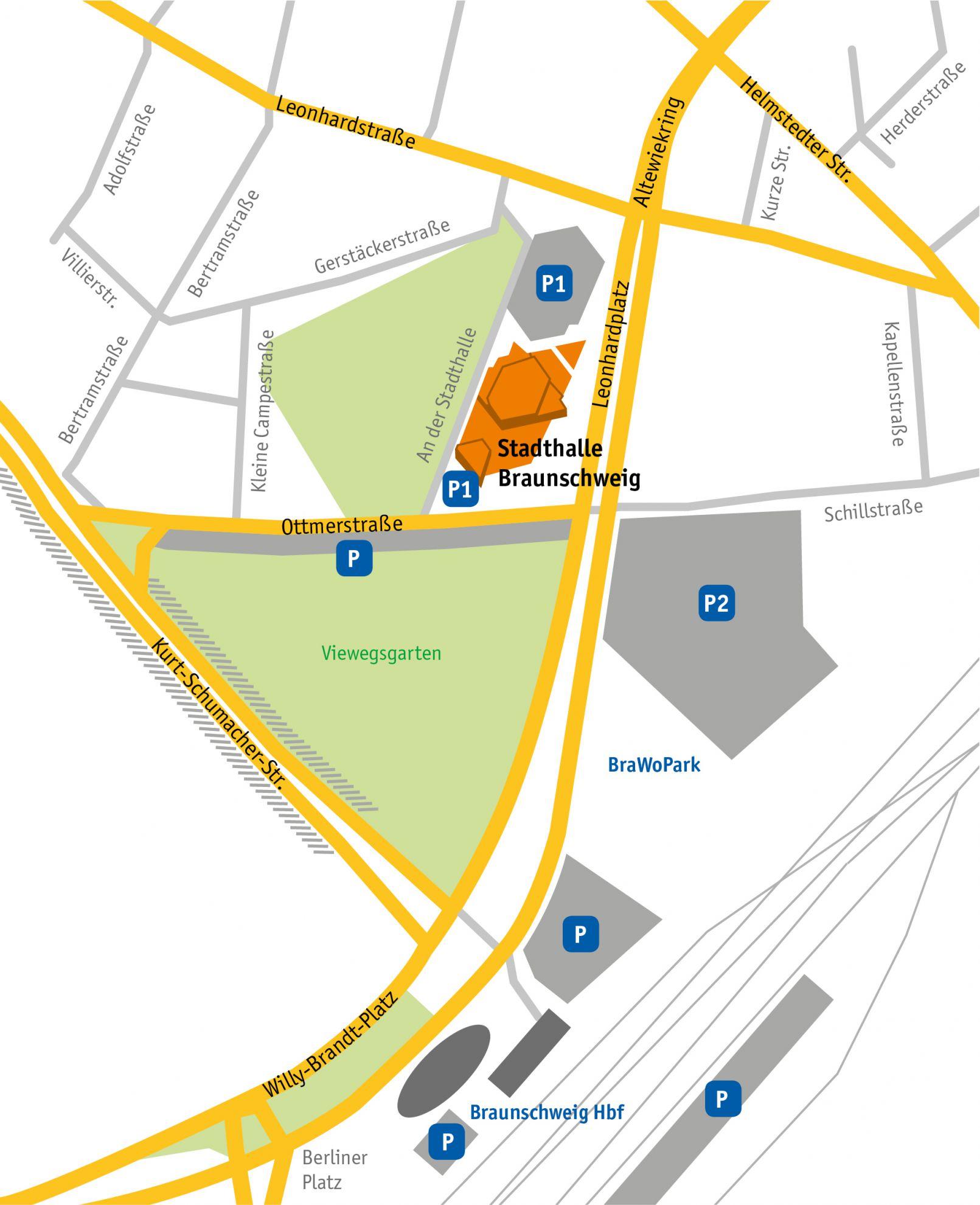 Braunschweig Parken